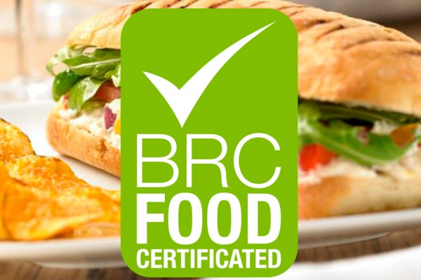 BRC Grade A+ Accreditation